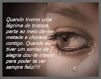 Mensagens Que A Vida Ensina Lágrimasmensagens E Frases