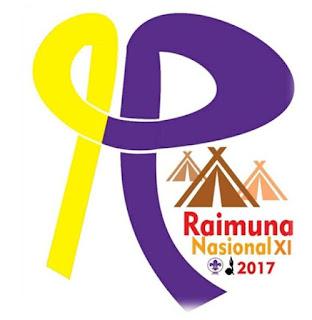 Logo Raimuna Nasional 2017