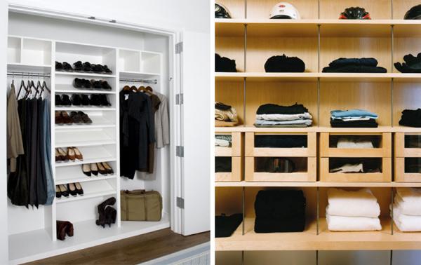 10 bellos armarios y vestidores de dise o decoraciones a - Diseno de armarios online ...