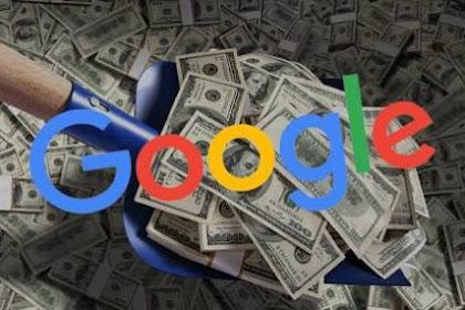 3 Cara Dapatkan Uang Dari Google Bagi Pemula