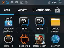 cara instal 2 BBM di android,pusat tekno,pusat teknologi,bisnis online,internet