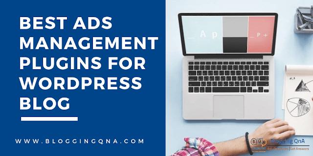 Best Google Adsense plugins for WordPress