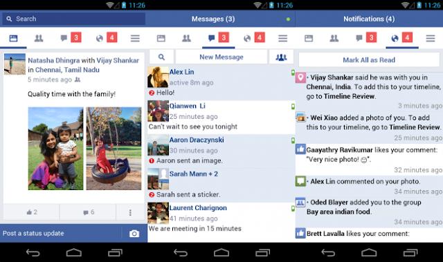 تحميل تطبيق فيس بوك لايت للاندرويد Facebook Lite