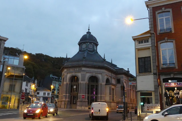 Spa - Brunnenhalle Pierre-le-Grand