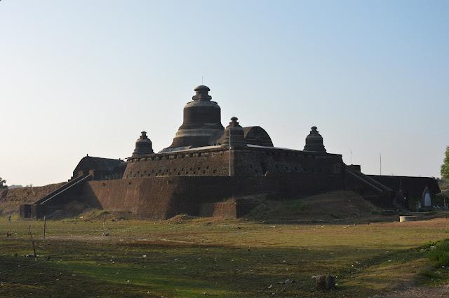 Temple à Mrauk-U