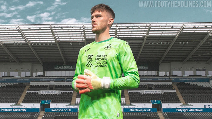 Swansea City 20-21 Home, Away & Goalkeeper Kits Released - Footy ...