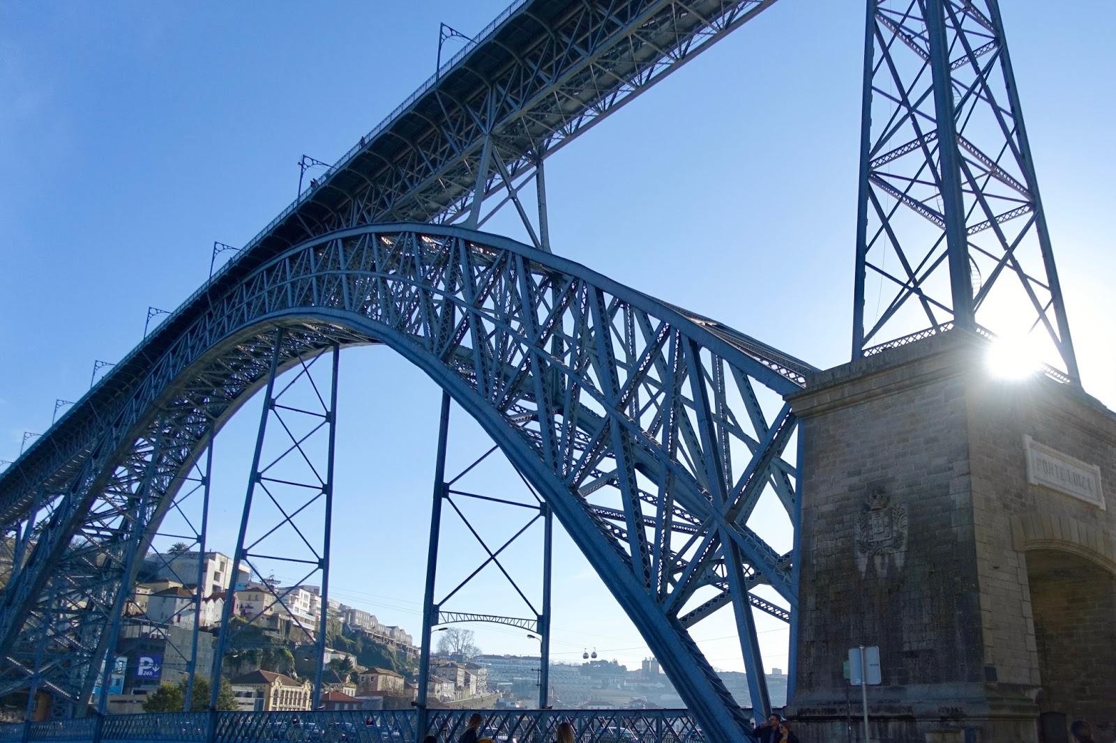Luís Bridge porto