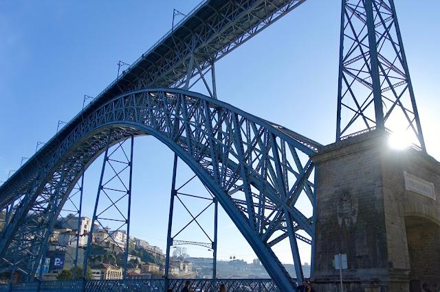 Luís Bridge porto