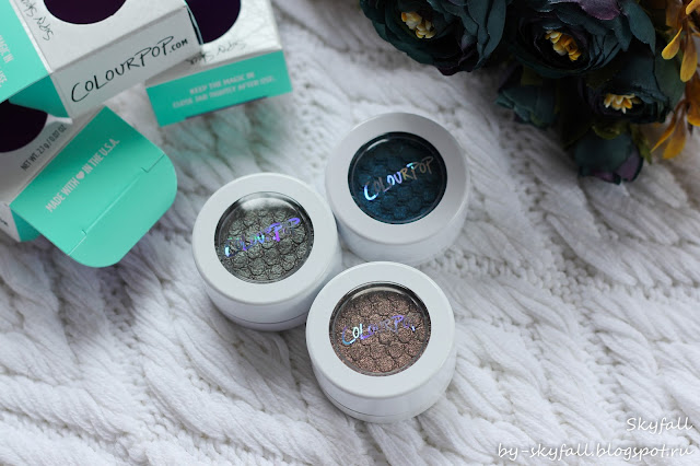 ColourPop Super Shock Shadow, отзывы