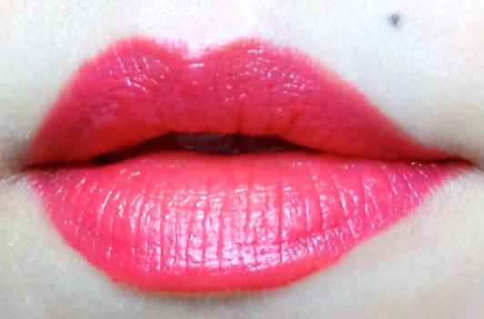 Revlon Ultra HD lipstick Hydrangea swatch