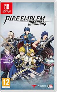 Fire Emblem Warriors Switch XCI NSP