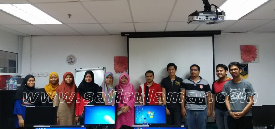 Kelas Joomla Web Safirul Amar