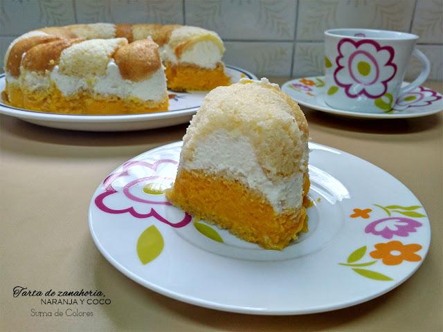 Tarta-fría-zanahoria-naranja-coco-2