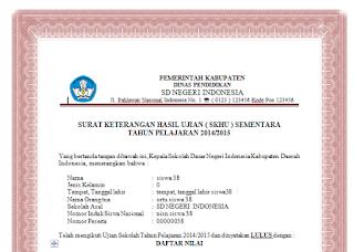 download aplikasi SKHU SD MI SMP SMA sementara