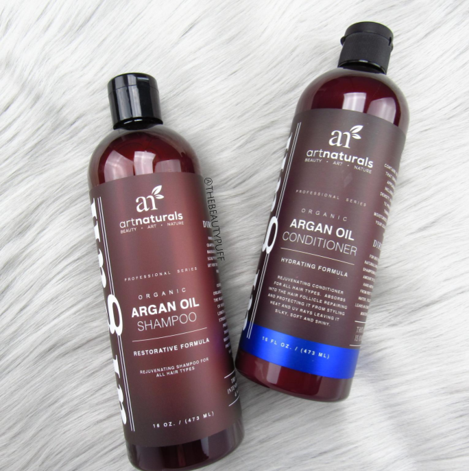 artnaturals haircare | the beauty puff