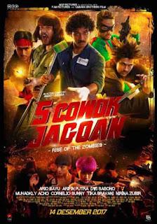 Download Film 5 Cowok Jagoan (2017) Subtitle Indonesia