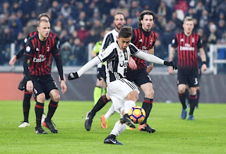 Juventus vs AC Milan Highlights Today 16/1/2019 online Italian Super Cup Football