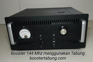 Boster 144 Mhz berteknologi Tabung