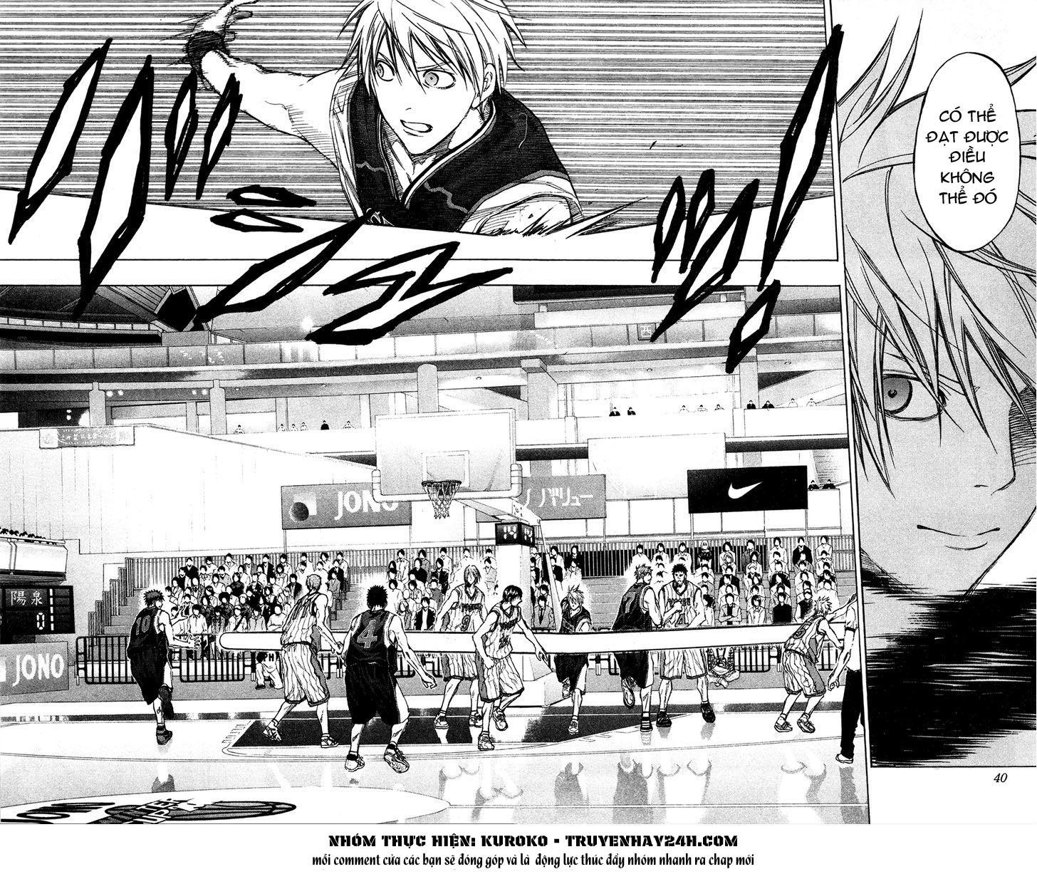 Kuroko No Basket chap 146 trang 13