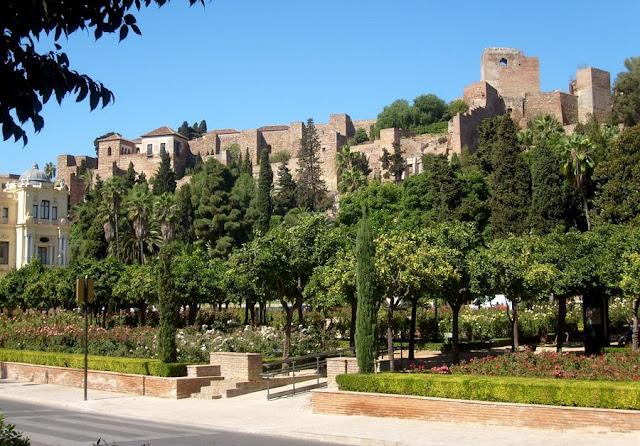 Málaga Hiszpania