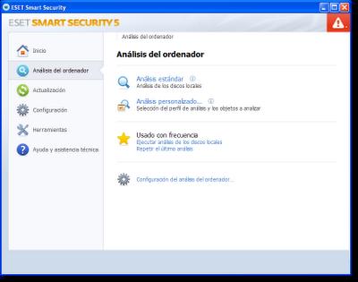 ESET Smart Security v5.0.93.7 Final [Español] [Con seriales] [x86 - x64]