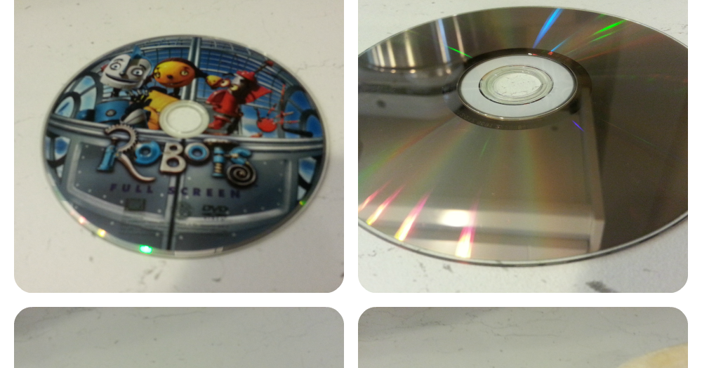 This Insane House Clean A Scratched Dvd With A Banana
