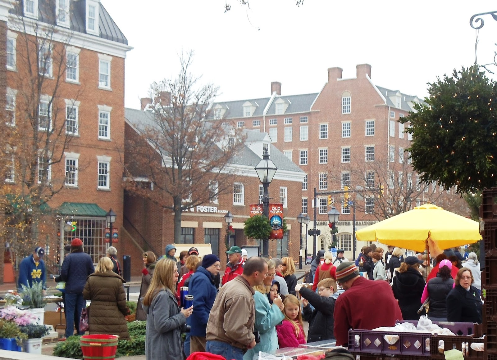 holiday and craft shows in northern virginia - Christmas Market Dc