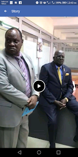 Video :Magoha nearly fires 100 employees for incompetence in his first day in office
