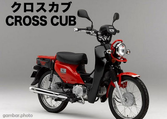 Fotofoto Honda Super Cub Original  Modifikasi  Gambarphoto