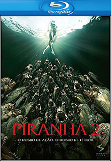 Piranha 2 BluRay 1080p Dual Áudio