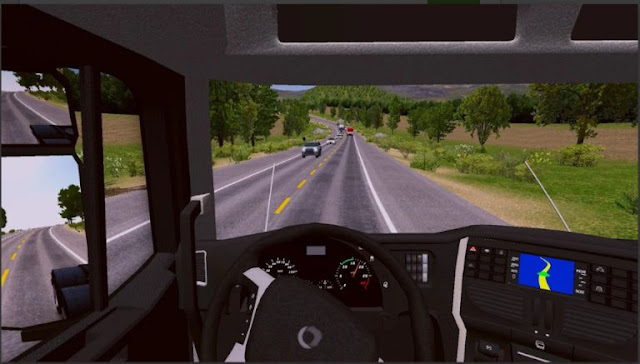 Game Truk Tronton World Truck Driving Simulator APK