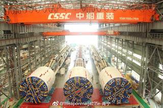 Tuneladora de CSSC