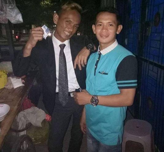 8 Gaya Tukang Bakso Perlente dari Makassar, Stylish Abis!