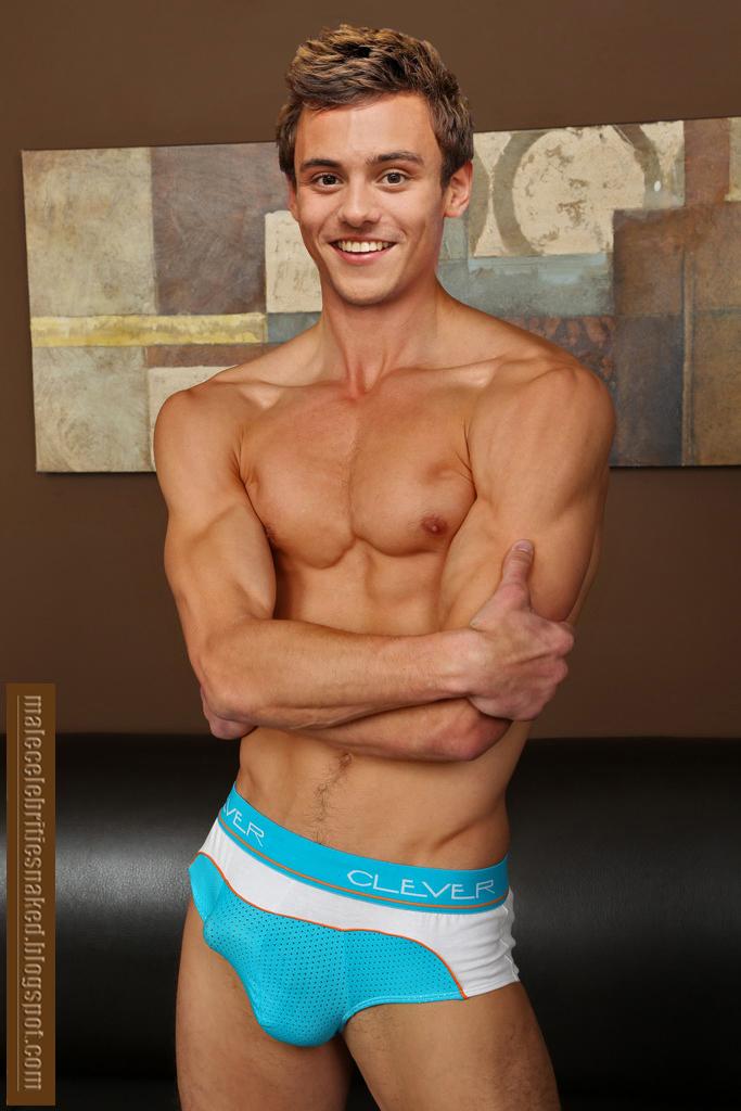Tom daley naked