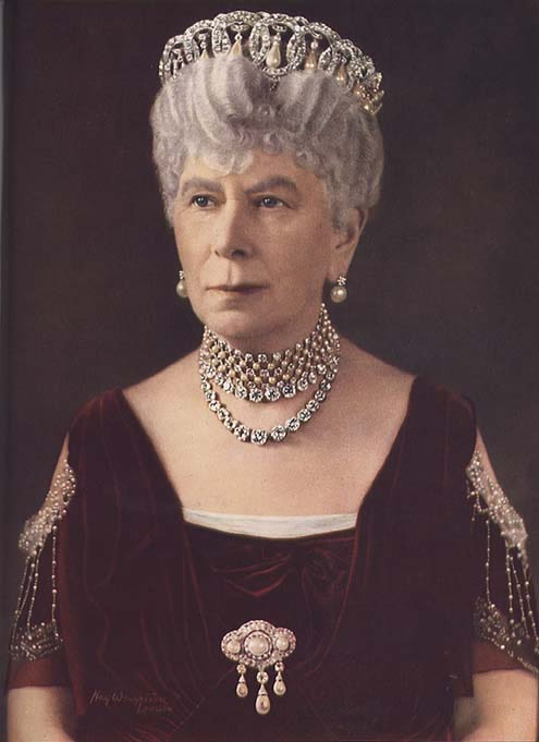 The Mad Monarchist: Consort Profile: Queen Mary of Teck