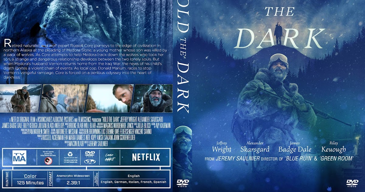 Hold The Dark DVD Cover | Cover Addict - Free DVD, Bluray Covers and