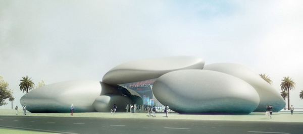 Architecture of Future | My Virtual World