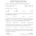 Utkal University, M.Sc Physics Entrance Test, Model Question Paper