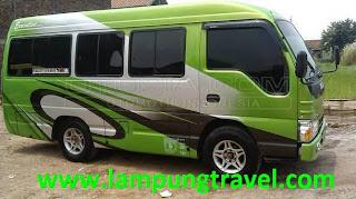 Travel Pulogadung Lampung