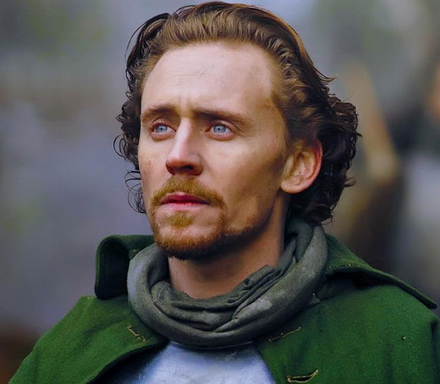 The League of British Artists: Tom Hiddleston named world ...
