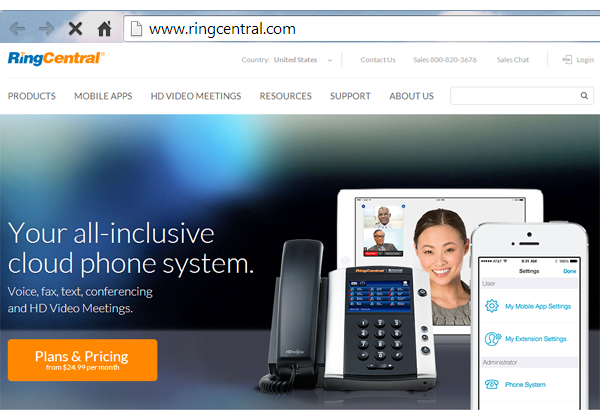 Converge! Network Digest: BT Business Selects RingCentral's