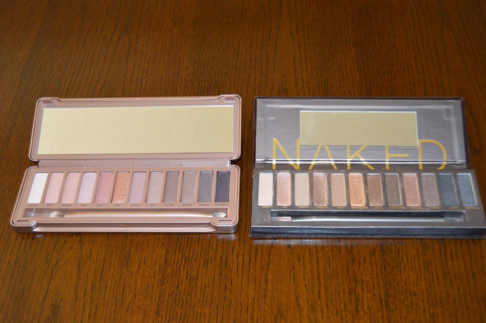 Urban Decay Naked Eyeshadow Palettes - Martinis  Bikinis-5877