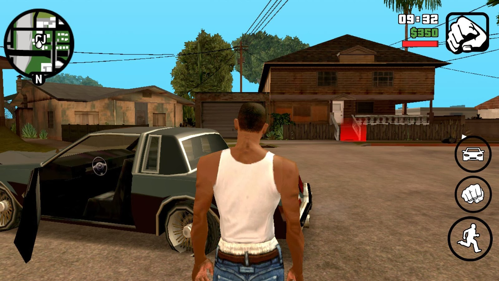 GTA SanAndreas APK (Unlimited Ammo+GOD MOD+Money) [NO ROOT
