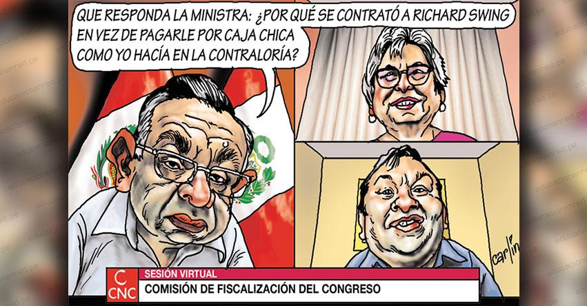 Carlincaturas Sábado 13 Junio 2020 - La República