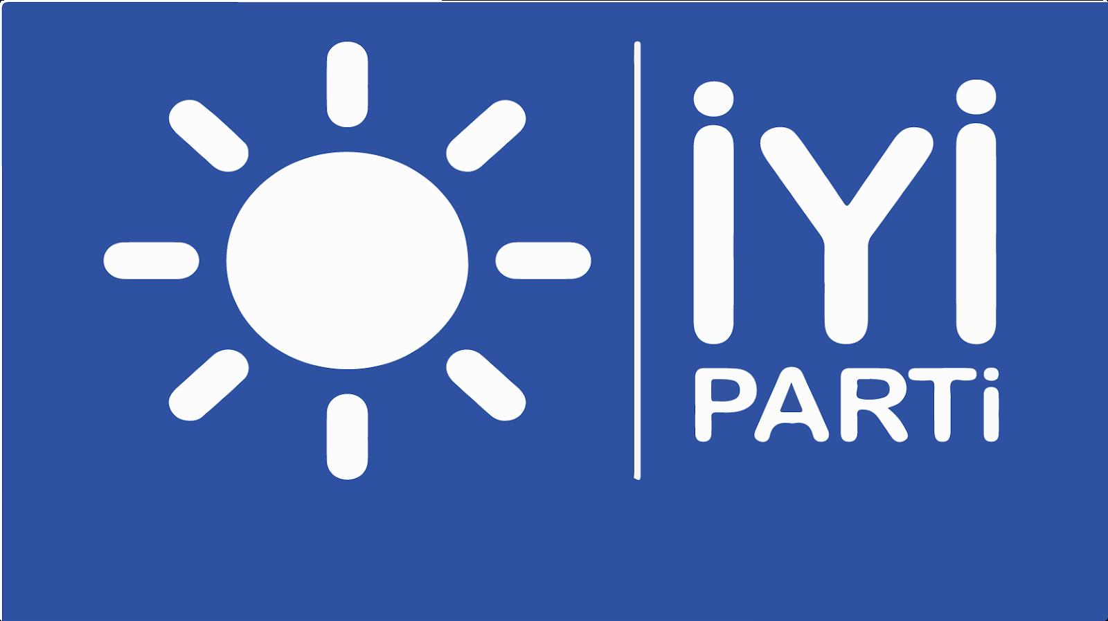 İyi Parti Logo Vektör Çizim