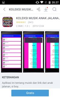 Download Lagu MP3 Soundtrack Anak Jalanan RCTI di Android