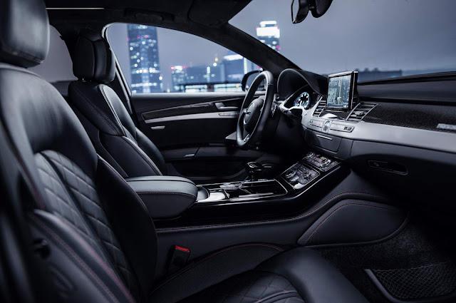 novo Audi S8 Plus 2017 - Brasil