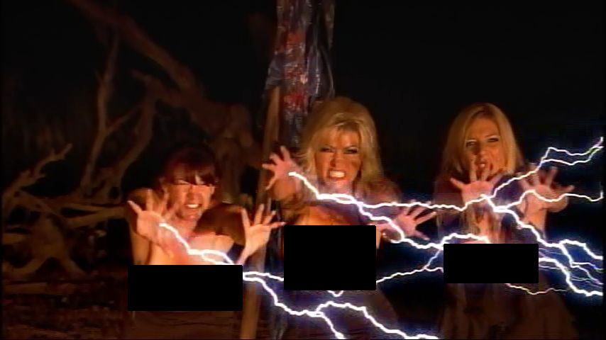 The witches of breastwick 2005 - 1 1
