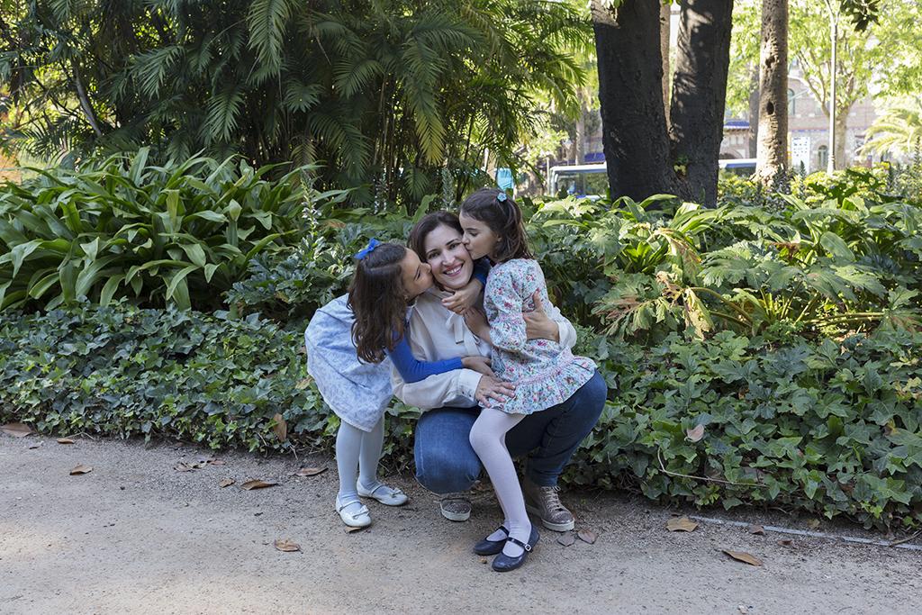 sesión infantil fotográfica Málaga centro