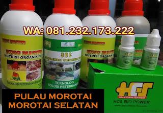 Jual SOC HCS, KINGMASTER, BIOPOWER Siap Kirim Pulau Morotai Morotai Selatan